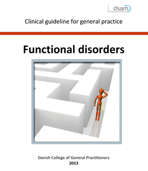 Clinical guideline - Functionel disorders